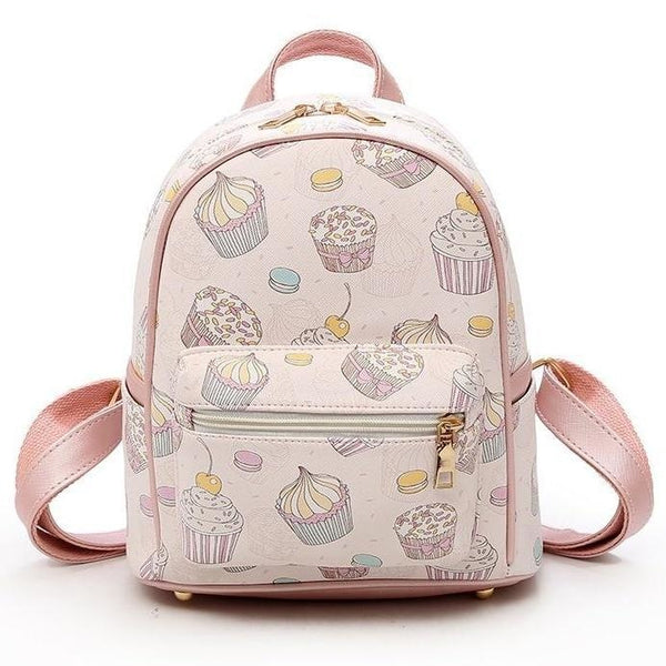 Cupcake Backpack - backpack