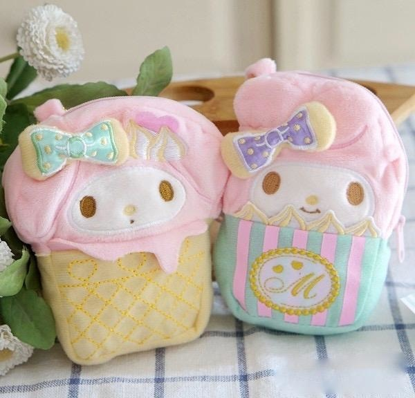 Cupcake Melody Pouch - Purse