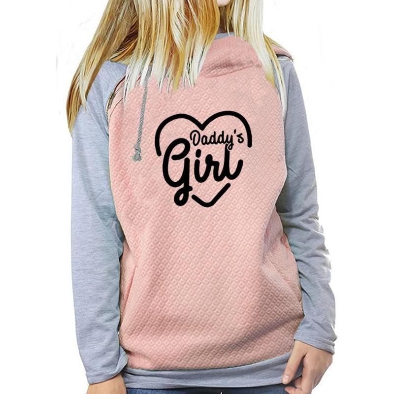 Daddys Girl Hoodie - sweater
