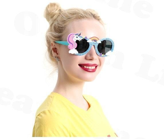 Glitter Unicorn Shades - Glasses