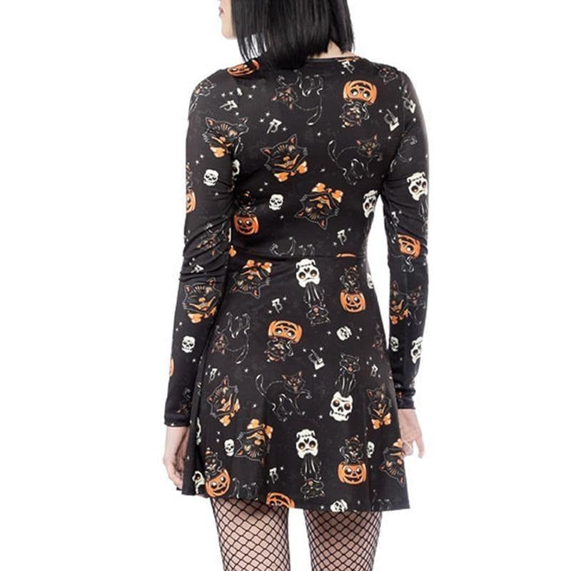 Halloween Party Dress - dress