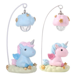 Hanging Unicorn Night Light - lamp