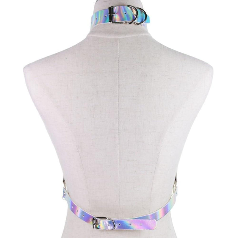 Holographic Chain Harness - harness
