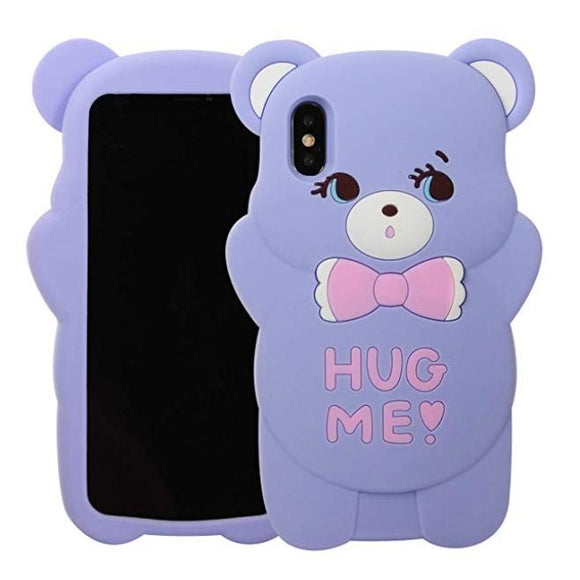 Hug Me iPhone Case - Purple / For iPhone 6 or 6s - phone case
