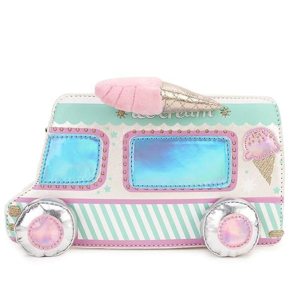 Icecream Truck Handbag - purse