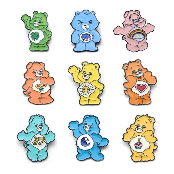 Little Bear Enamel Pins