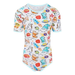 Intergalactic Space Dinosaur Adult Onesie Romper Bodysuit Plus Size ABDL Age Play Fetish Kink CGL DDLB by DDLG Playground