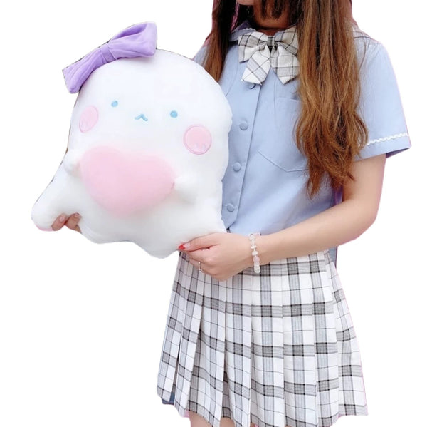 Kawaii Ghost Plush - plush toys