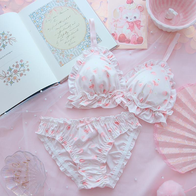 Little Kitty Lingerie Set - underwear