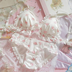 Little Paw Lingerie Set - underwear