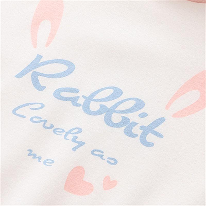 Lovely Rabbit Hoodie - sweater