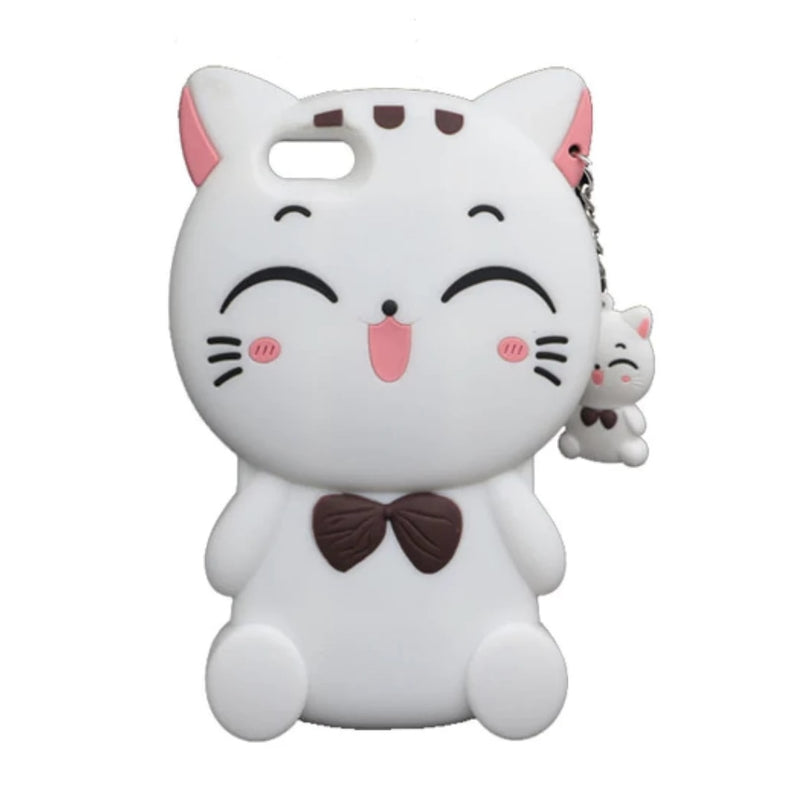 Lucky Cat iPhone Case - Phone Case