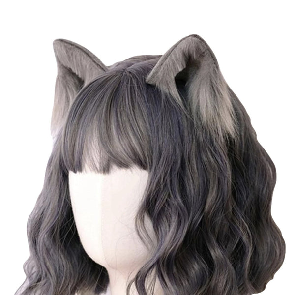 Luxury Realistic Neko Ears - hair clips
