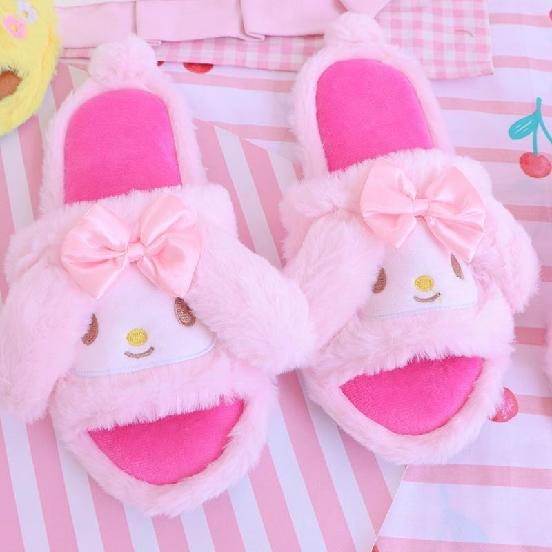 Melody Bun Slippers - shoes