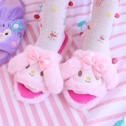 Melody Bun Slippers - Melody / Large (Size 7-9) - shoes