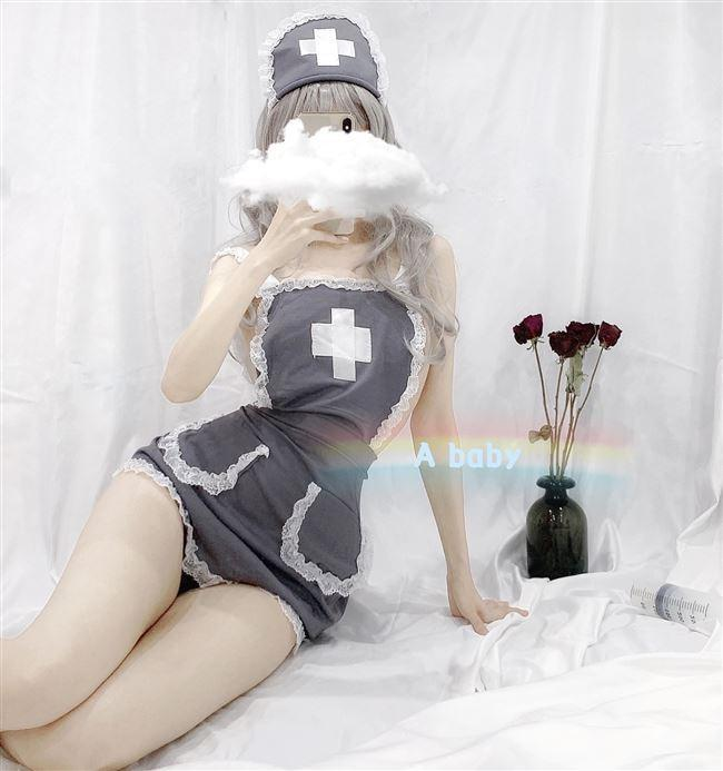 Military Nurse Cosplay - babydoll, costume, costumes, dress, dresses