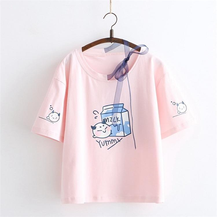 Milk & Cookies Tee - shirt