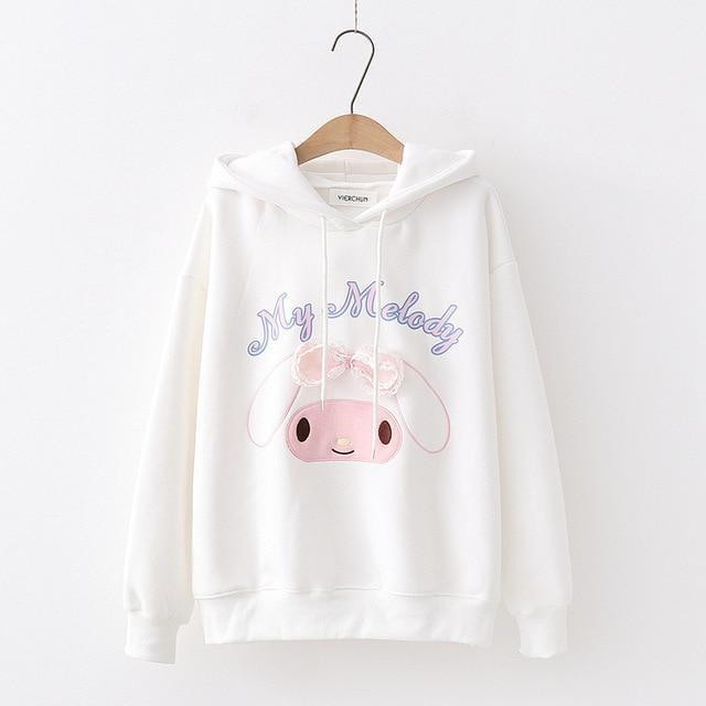 My Melody Hoodie - sweater