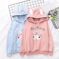 My Melody Hoodie - Pink - sweater