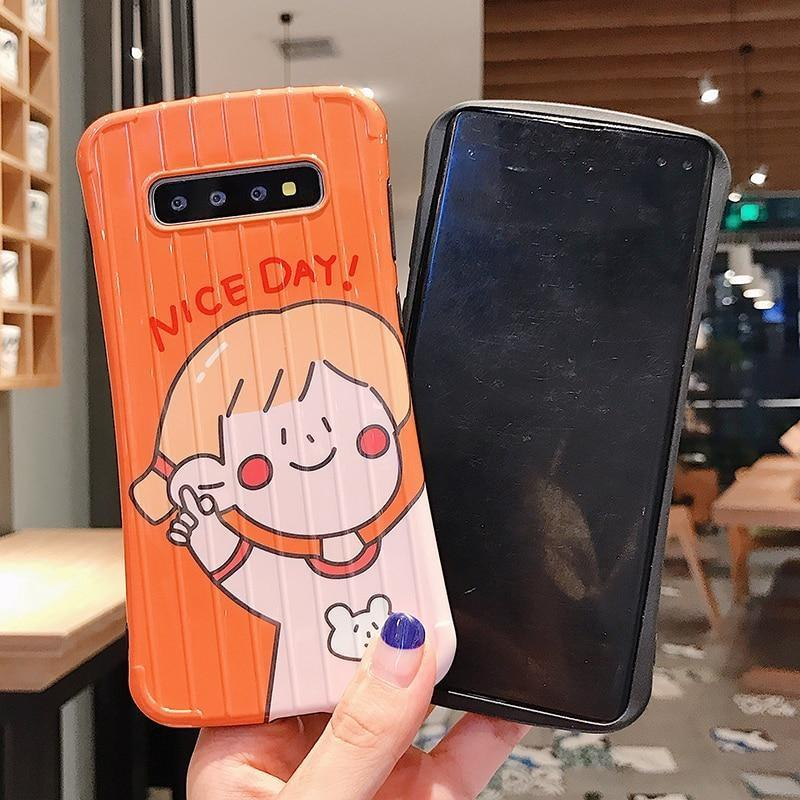 Nice Day Samsung Cases - phone case
