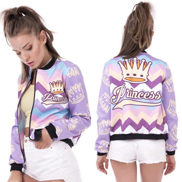 Pastel Princess Jacket - sweater