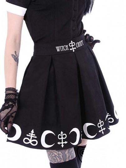 Pretty Witch Skirt - Skirts