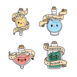 Magical Potion Enamel Pins