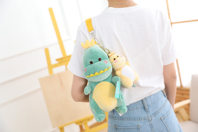 Baby Dino Backpack