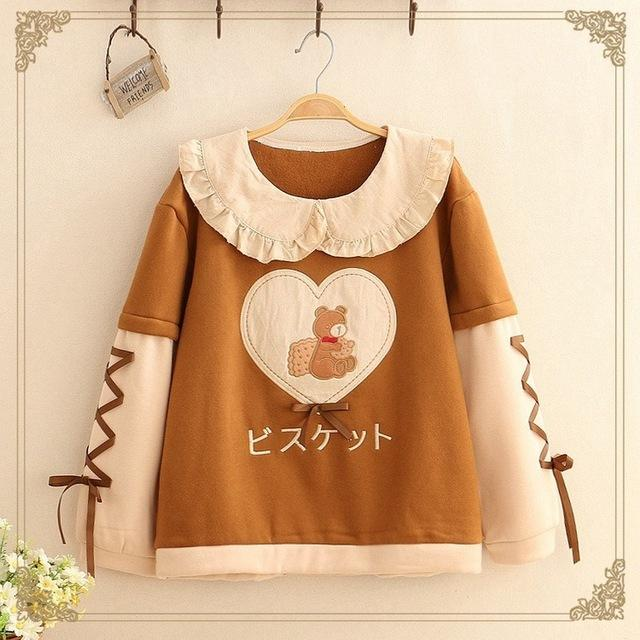 Love Bear Sweatshirt