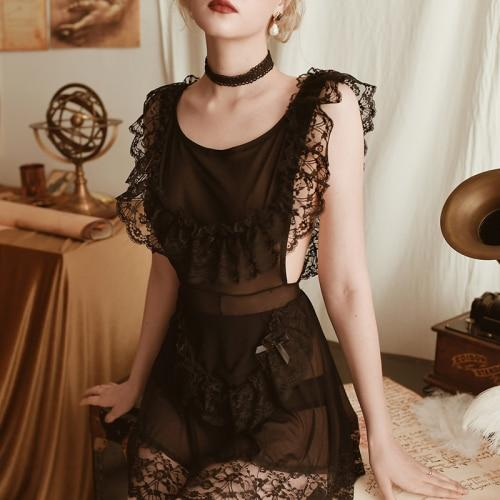 Victorian Princess Lingerie Set