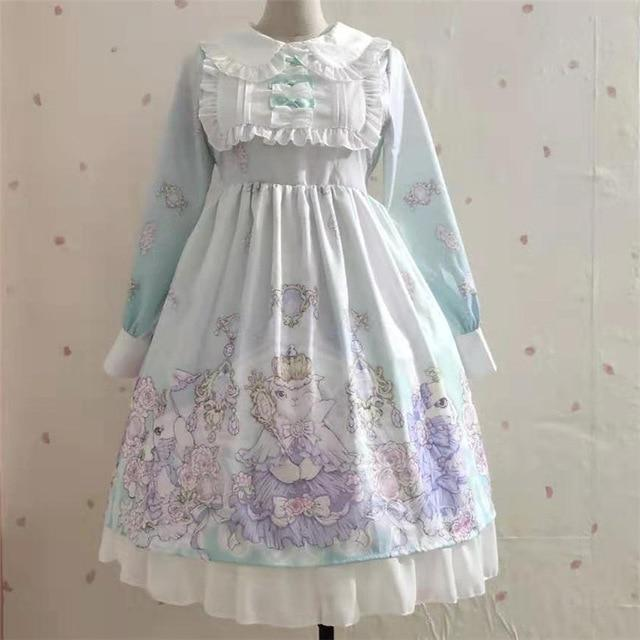 Royal Kitten Dress