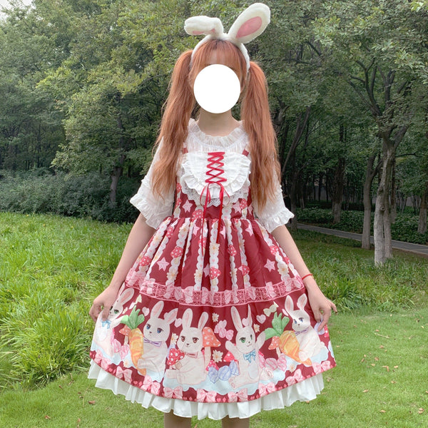 Bunny Parade Dress