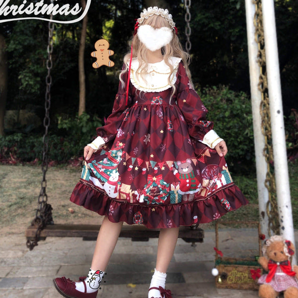 Holiday Wishes Dress