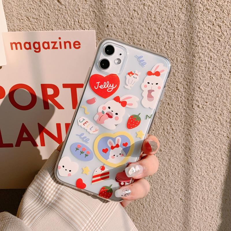Jelly Bun iPhone Case