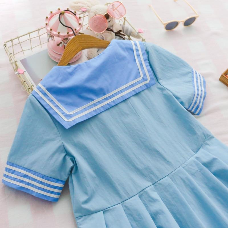 Sailor Baby Bear Dress