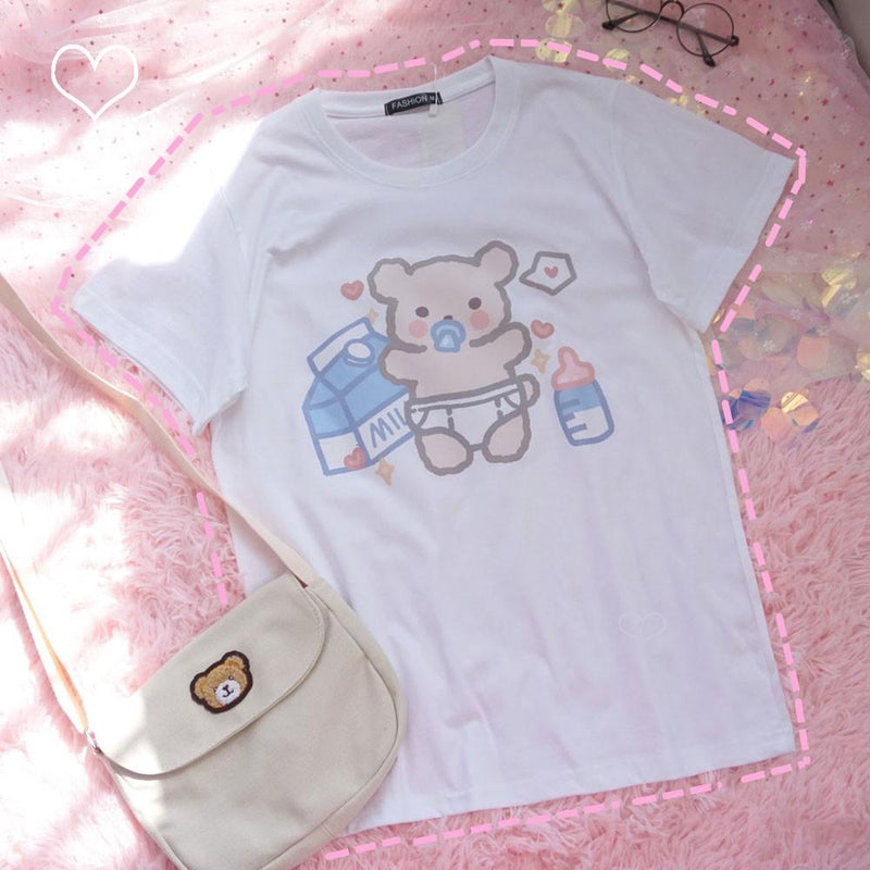 Littlest Baby Bear Tee