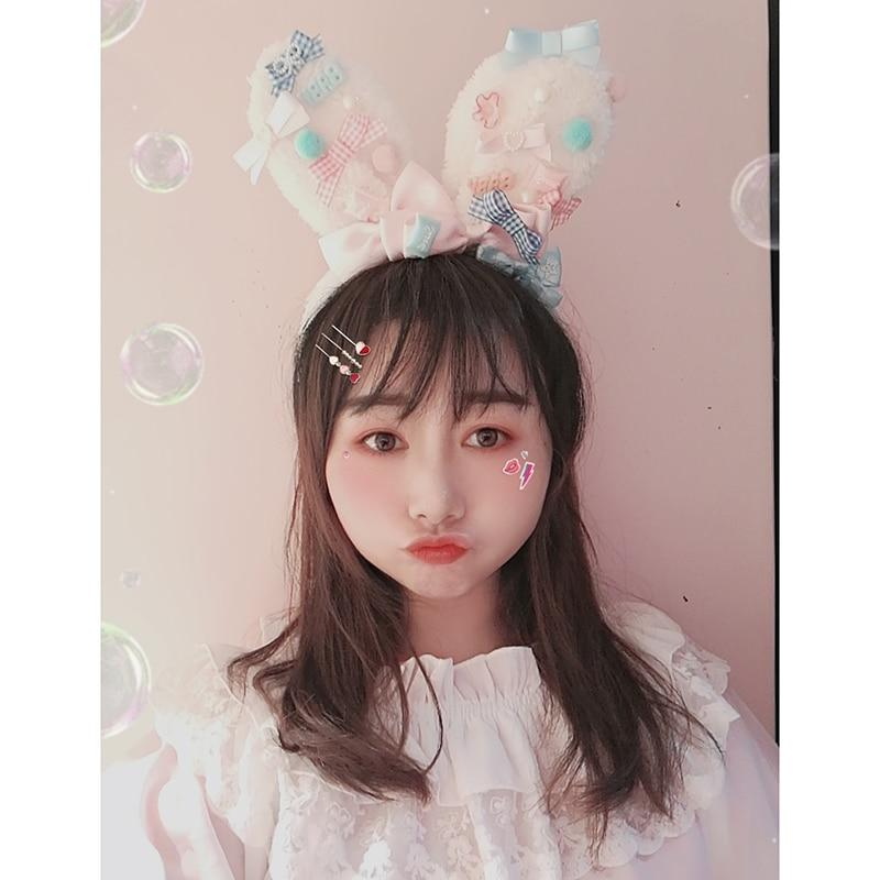Decora Bunny Ear Headband