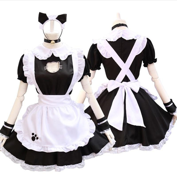 Neko Maid Cafe Cosplay