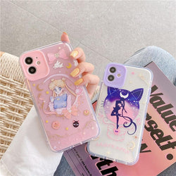 Usagi Moon iPhone Case