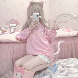 Cozy Melody Hoodie