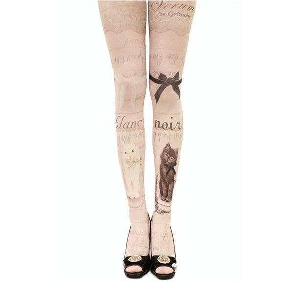 regal royal elegant lolita tights panty hose stockings nylons traditional victorian era olde english harajuku japan fashion by kawaii babe