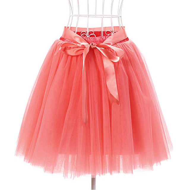 Traditional Tutu Skirt