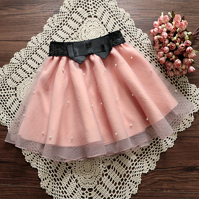 Frilly Layered Tutu Skirt