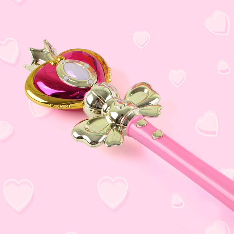 Sailor Moon Magic Wand Card Captor Sakura Rod Mahou Shoujo Magical Girl Anime