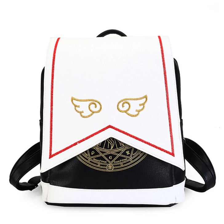 Magical School Girl Backpack