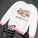 Japanese Cat Crewneck