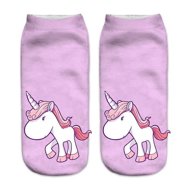 Unicorn Socks (10+ Styles)
