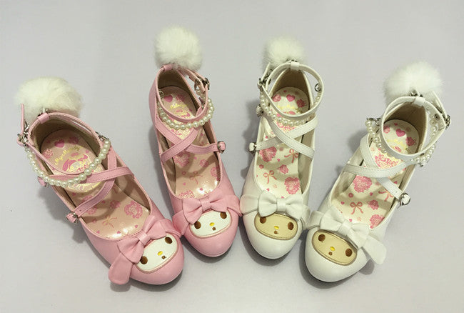 Sweet Bunny Shoes