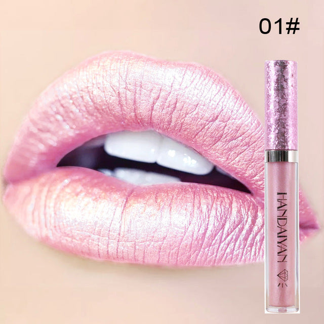 Metallic Liquid Lipstick