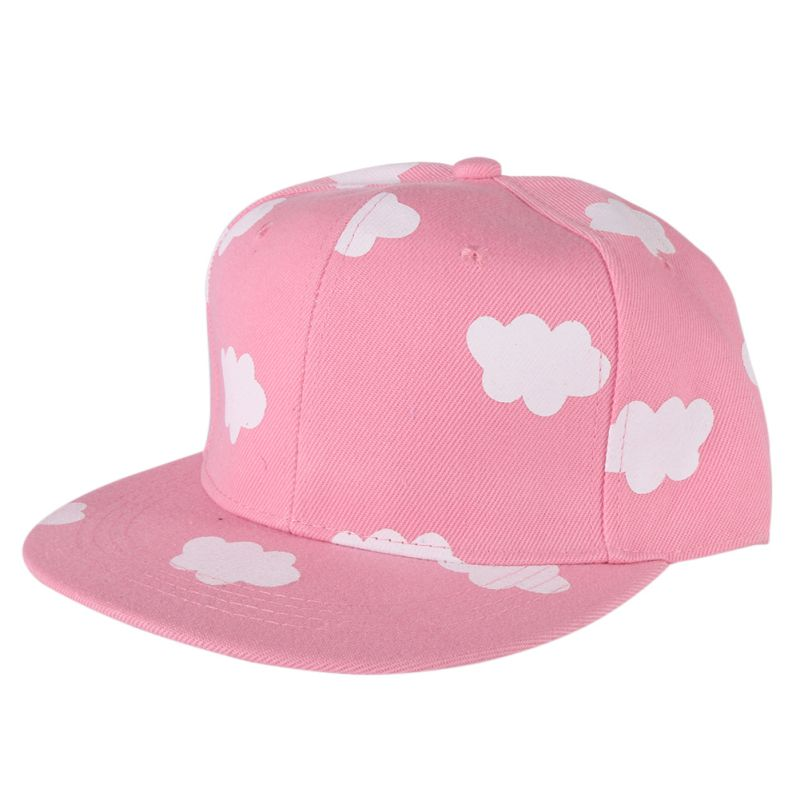 Cloud Snapback Cap